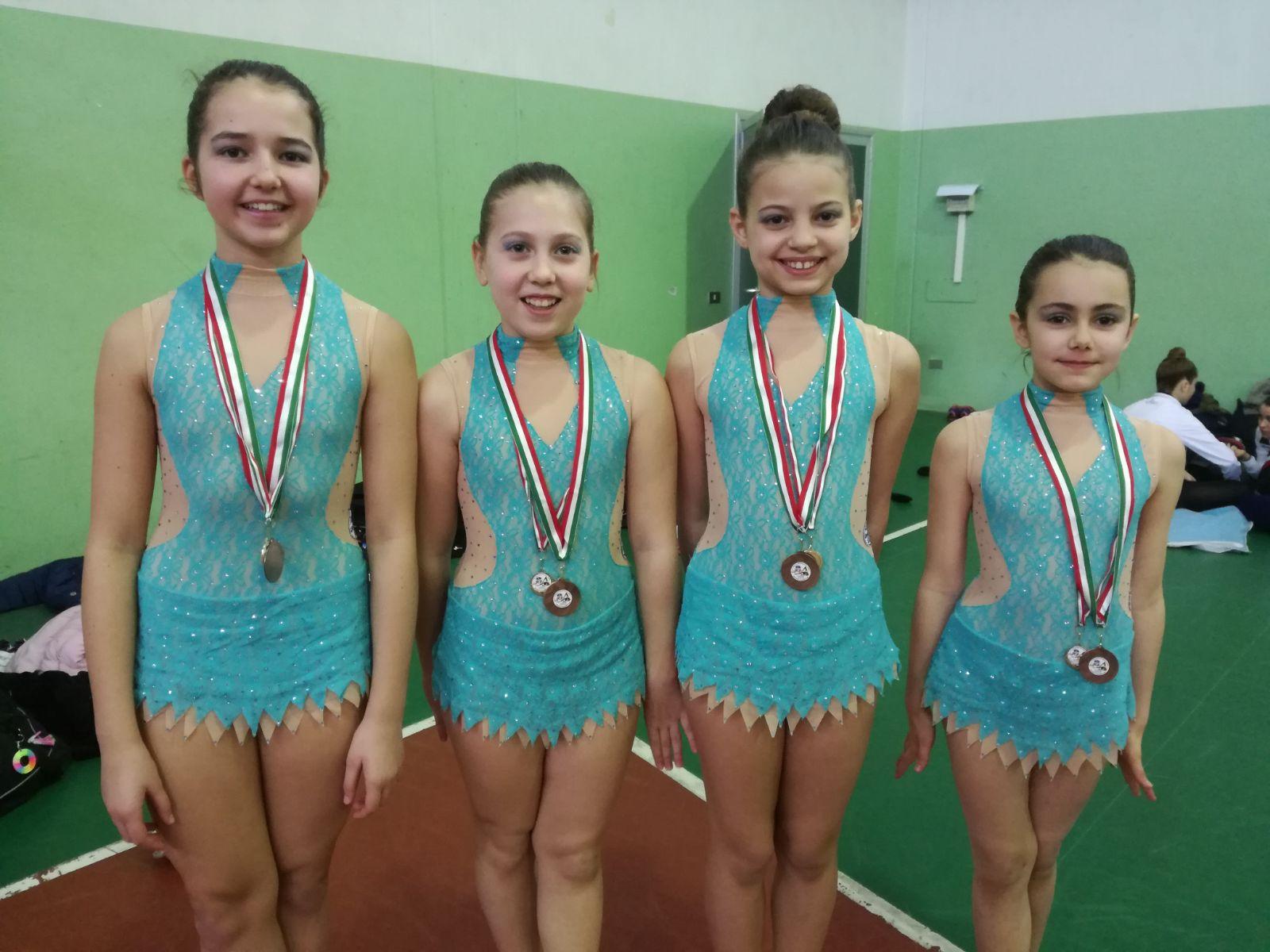 csen silver squadra CL